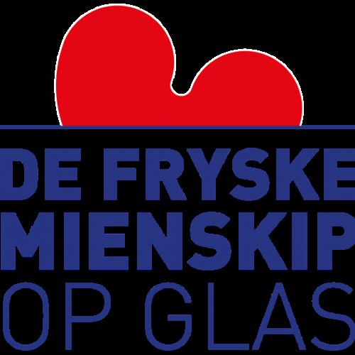 Logo webside dfm op glas